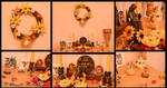 Litha / Midsummer Altar - 2018 by Mavelle-Ealenyr