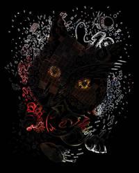 Cat Scratch Art by Mavelle-Ealenyr
