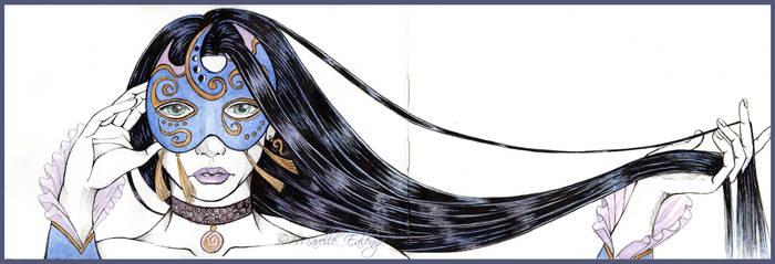 Pemelihara Mask by Mavelle-Ealenyr
