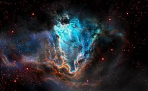 Cosmic Birth (2012) by SteveAllred