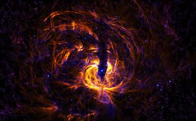 Hurricane Nebula by SteveAllred