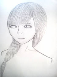 Realistic Girl - Kinda by ryuuga-desu