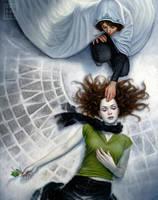 Poison Sleep by DSillustration