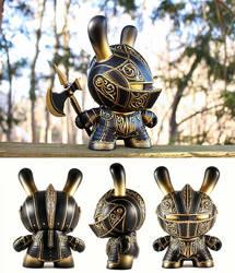 The Gilded Knight V2 by liadys