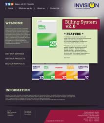 Invision - Company Profile 2 by adraaay