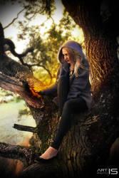 Oak spirit by baigaisartis