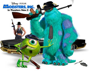 Mobsters, Inc. by mist3rbl4ck
