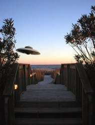 Real UFO by mist3rbl4ck