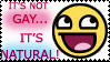 It's NATURAL by Boxy-Izzy-Stamps
