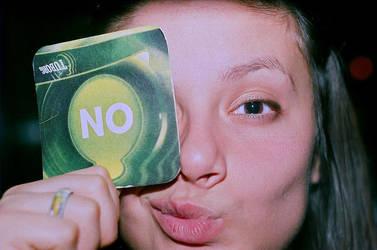 no ID. by copcocuk