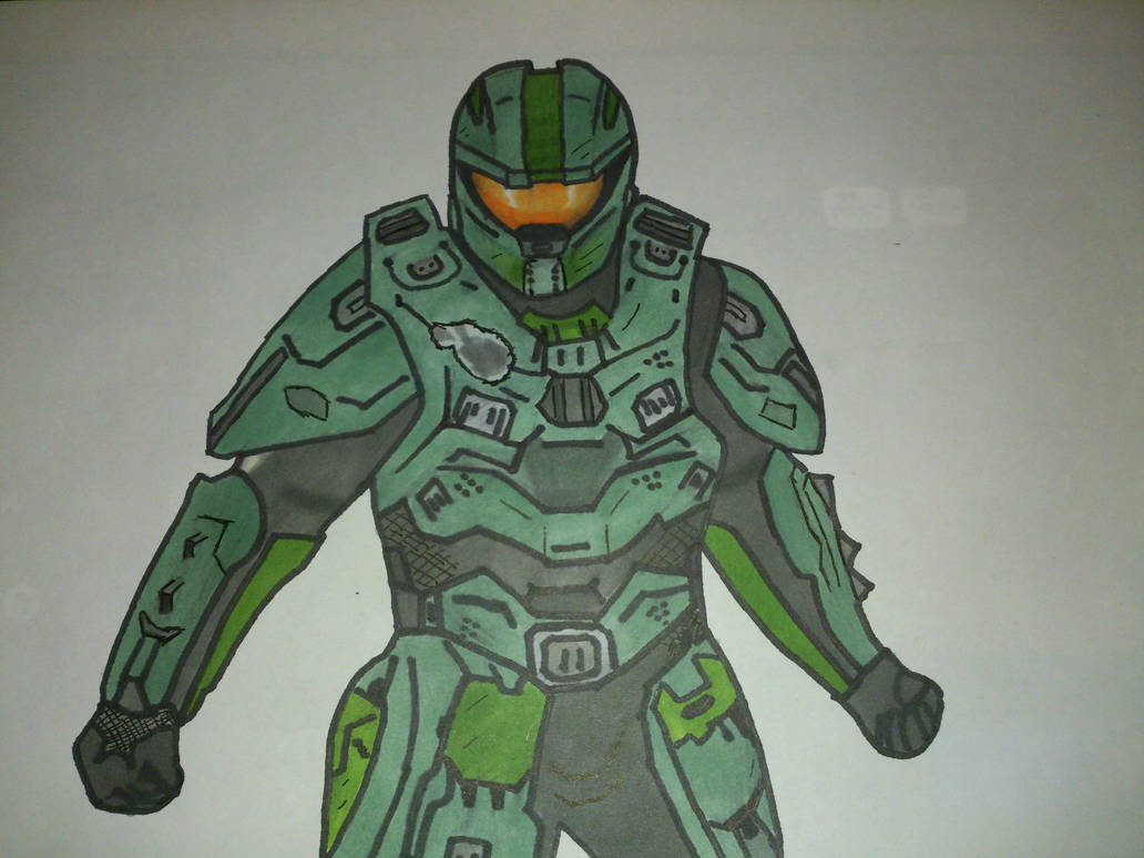 Halo With Color by Darkmicha91