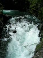 Waterfall III by ephedrina-stock