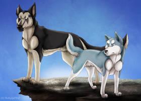 Ginga Legends by TheDaylightWolf