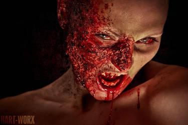 Demon inside by Dyxtreme