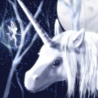 Unicorn by vandervals