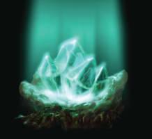 Materia cristal by vandervals