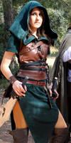 LARP Costume by Avryale