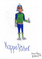 Kappa Rider The Original by D-Blue02