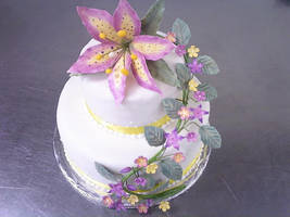 Wedding cake by TheSugarBaby