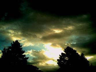 Rainy Sunset 27 by djupton68