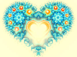 Gnarly Heart by DeirdreReynolds