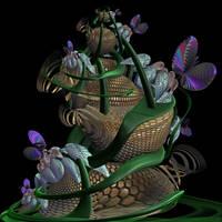 Flutterbys by DeirdreReynolds