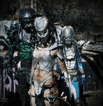 Predators of AZ by CLeigh-Cosplay