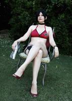 Ada Wong Bikini Design by CLeigh-Cosplay
