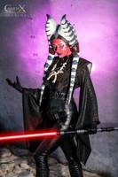 Darth Moros Star Wars OC by CLeigh-Cosplay
