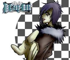 D-gray Man Fan art by nikitt11