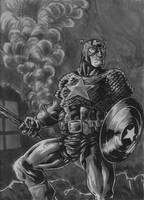 the first avenger by chachaman