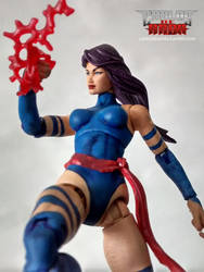 psylocke action figure by chachaman