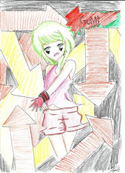 Gumi's World by TaigaGirl