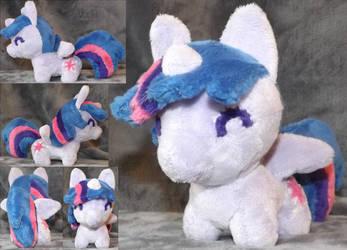 Twilight Sparkle Mini Chibi by Salty-Bacon