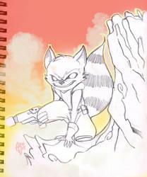 Rocket by ShinigamiNamine