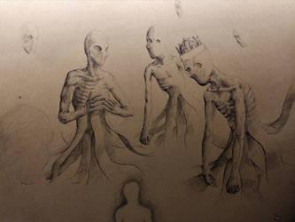 Ghosts by TomaszRewak