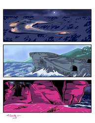 Los Malditos Island Concept Art by ShadowGoethe