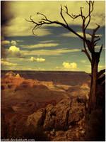 Grand Canyon II by Erinti