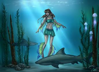 TDE: Under The Sea by Yako