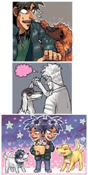 Oekakilog Dogs2 by emlan