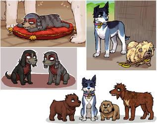 Oekakilog Dogs3 by emlan