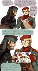 Ocelot's always prepared by emlan