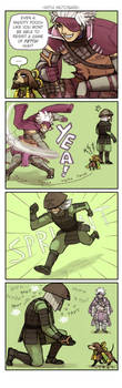Let's Play Fetch - X by emlan