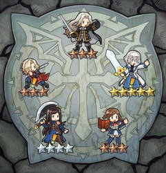 Castlevania Heroes by emlan