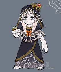 Halloween Lothric by emlan