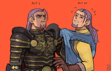 Hendrik vs Hendrik by emlan