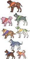 okami doodles 3 by emlan