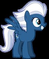 Night Glider by AlicornOverlord