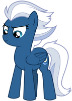 Night Glider 2 by AlicornOverlord