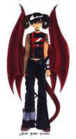 Fire Dragon Boy by Bunnyko